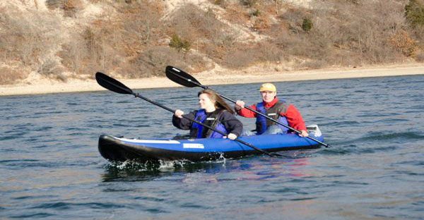 Sea Eagle 420x Explorer Inflatable Kayak