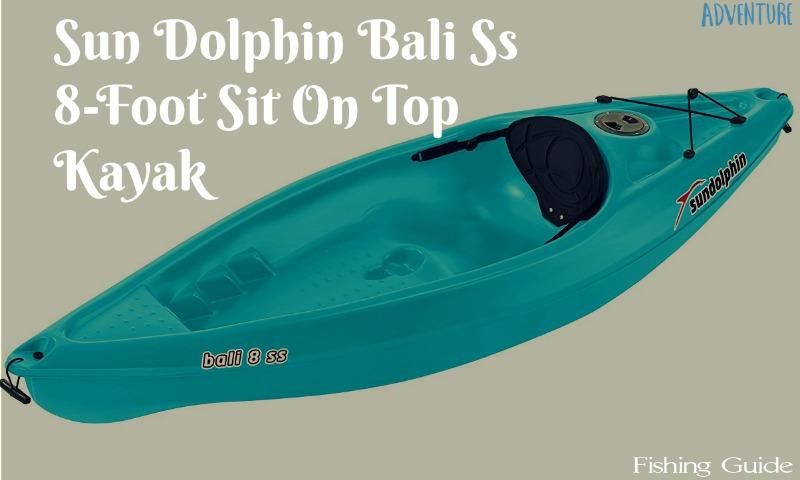 Sun Dolphin Bali Ss 8-Foot Sit On Top-1