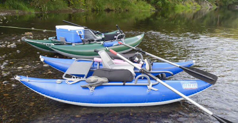 Two Person Pontoon Boats