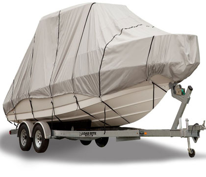Budge 600 Denier Boat Cover fits Hard Top