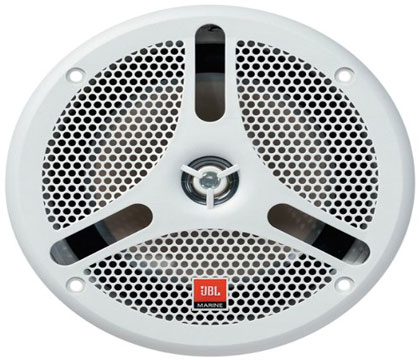 JBL MS6200 6.5-Inch 2-Way Marine Speakers