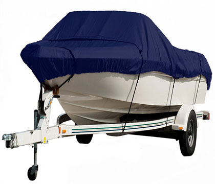 Komo Heavy Duty Trailerable Boat Cover